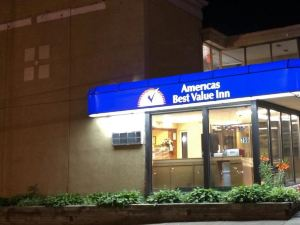 Americas Best Value Inn Albany West