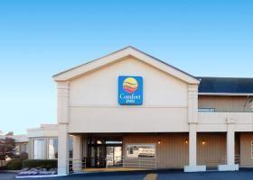 퀄리티 인 앤 스위트 앳 쿠스 베이 (Quality Inn & Suites at Coos Bay)