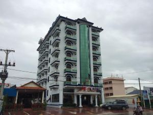 에메랄드 Bb 바탐방 호텔 (Emerald BB Battambang Hotel)