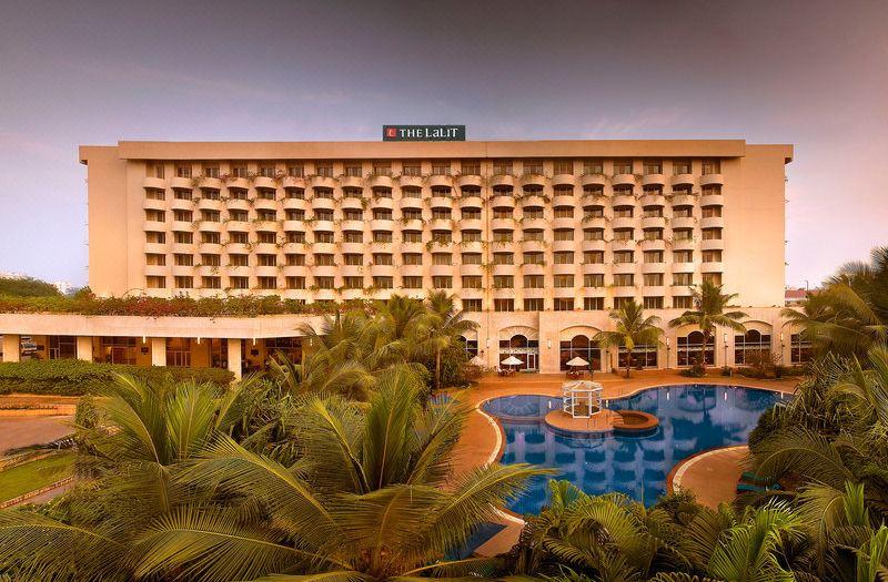 孟买拉利特孟买酒店(the lalit mumbai)