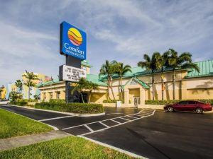 컴포트 인 앤 스위트 포트 커내버럴 에어리아 코코아 비치 (Comfort Inn & Suites Port Canaveral Area)