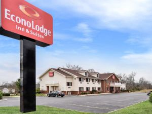 이코노 로지 인 & 스위트(Econo Lodge Inn & Suites Shelbyville)