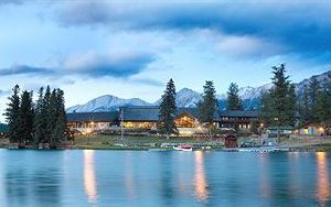 The Fairmont Park Lodge Jasper