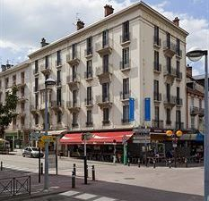 Comfort Hotel Actuel Chambery Centre