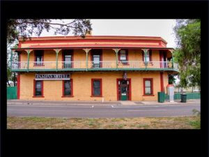 팜파스 모텔 (Pampas Motel Port Augusta)