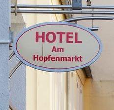 Hotel Garni Am Hopfenmarkt