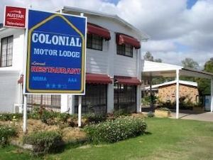 Colonial Motor Lodge Scone