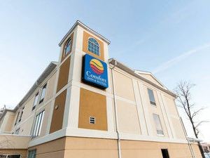컴포트 인 & 스위트(Comfort Inn and Suites Mount Pocono)