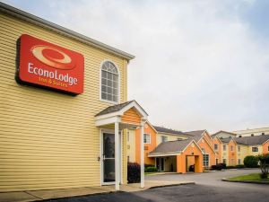 이코노 로지 인 앤 스위트 (Econo Lodge Inn & Suites Pensacola - Fairgrounds)