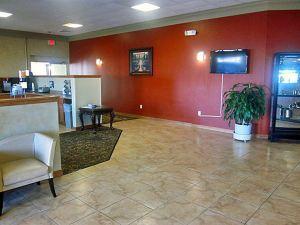 Motel 6 Springfield