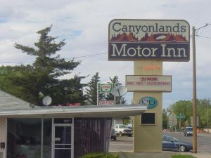 Canyonlands Motor Inn Monticello