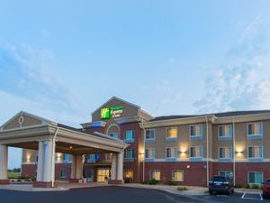 Holiday Inn Express Hotel & Suites El Dorado, Ks