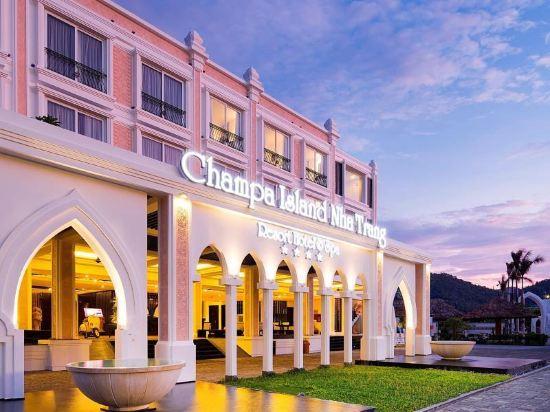酒店集团:占婆岛芽庄水疗度假村酒店:champa island nha trang