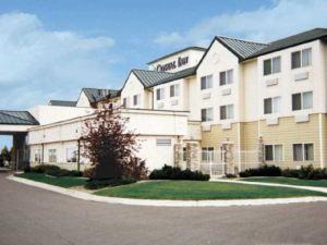 크리스탈 인 호텔 & 스위트 그레이트 폴스(Crystal Inn Hotel & Suites - Great Falls)