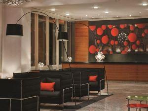 메리어트 리옹 시티 앙테르나시오날(Lyon Marriott Hotel Cité Internationale)