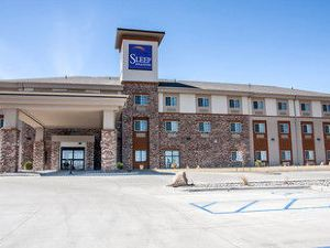 Sleep Inn & Suites Devils Lake