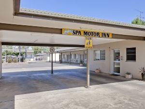 Econo Lodge Moree Spa Motor Inn