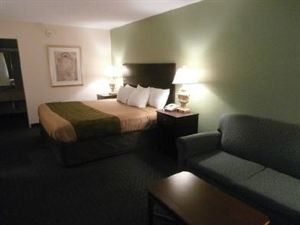 이코노 로지(Econo Lodge Vincennes)