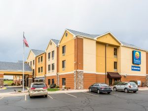 컴포트 인 & 스위트(Comfort Inn and Suites Kenosha)