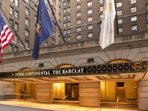 인터컨티넨탈 뉴욕 바클레이(InterContinental New York Barclay Hotel)