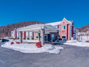 마이크로텔 인 스톤턴 (Quality Inn and Suites Staunton)