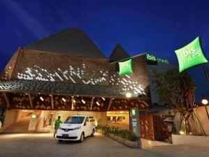 巴厘島宜必思尚品庫塔圓形酒店(ibis Styles Bali Kuta Circle) 巴厘島