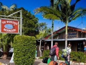 어시 울쉐드 백패커 (Aussie Woolshed Backpackers Hervey Bay)