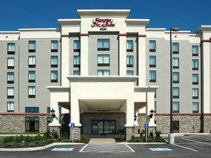 Hampton Inn and Suites Moncton, New Brunswick, Canada