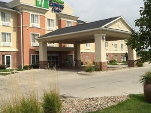 홀리데이 인 익스프레스 호텔 & 스위트 카운실 블러프 - Conv Ctr(Holiday Inn Express Hotel & Suites Council Bluffs Conv Ctr Area)
