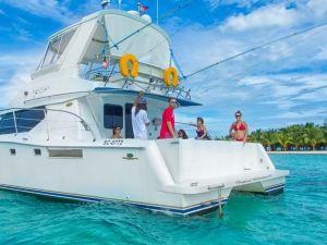 Wild Orchid's Luxury Yacht