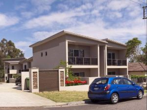 Bluegum Apartments Newcastle