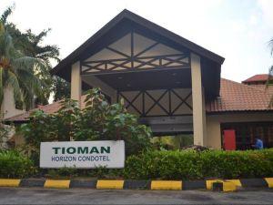 셀레사 티오만 아파트먼트 @ 티오만 호라이즌 콘도텔 (Selesa Tioman c/o Tioman Horizon Condotel)