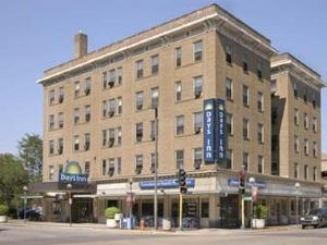 데이즈 인 로체스터(Days Inn Rochester Downtown)