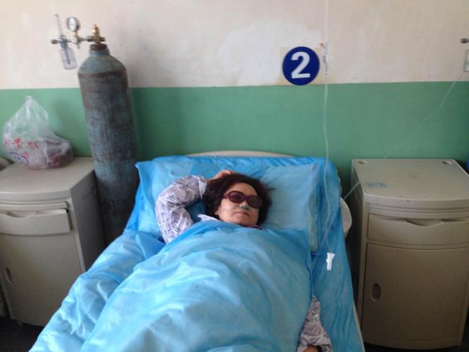 第2天 2013-07-15 西藏解放军总医院