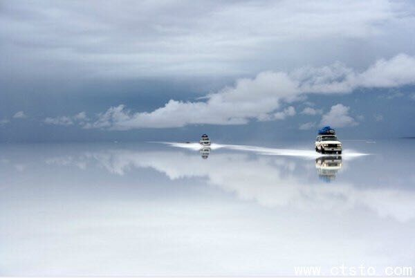 栖息地+的的喀喀湖