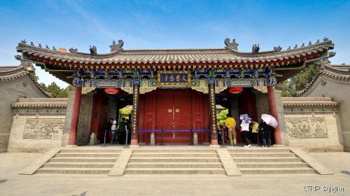 华清池+兵马俑5日4晚跟团游·明城墙-大雁塔-钟鼓楼