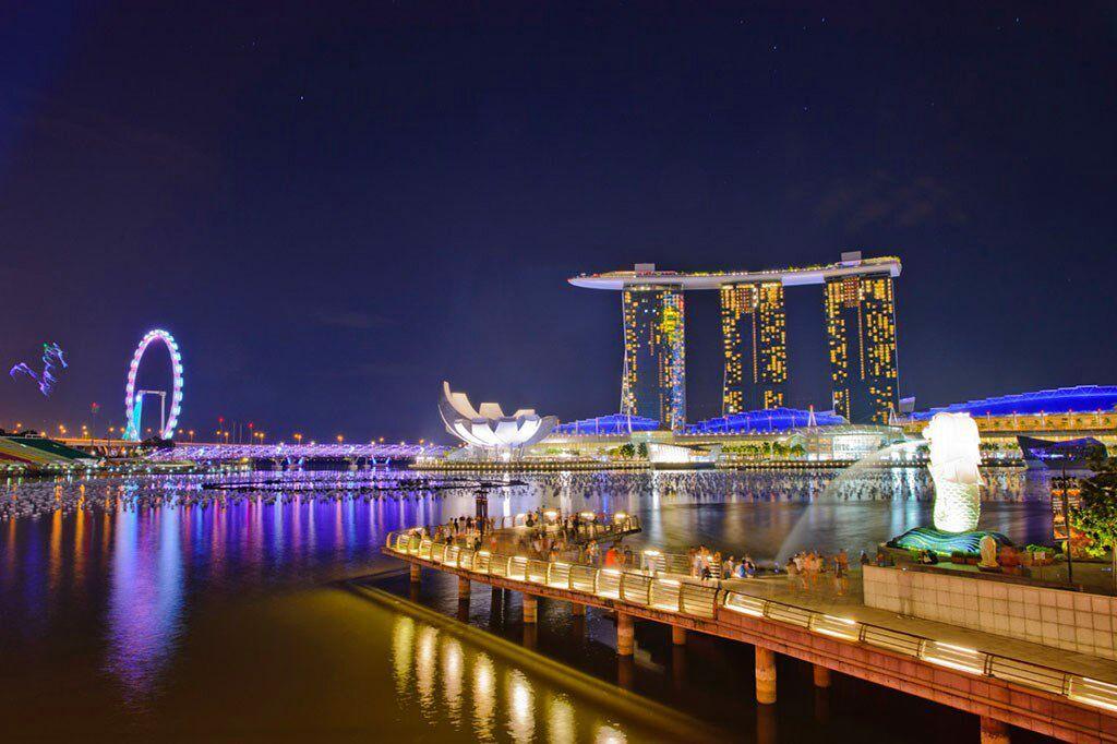 2晚新加坡 夜间动物园