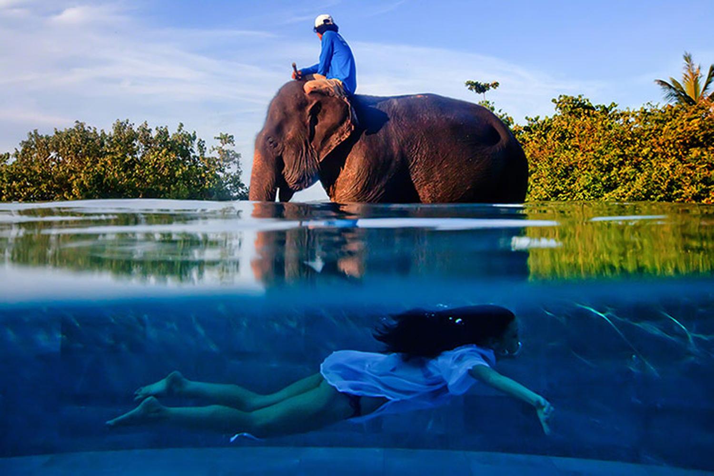 泰国曼谷 芭提雅7日6晚半自助游(4钻)·[远离雾霾]2晚宿象岛生态天堂