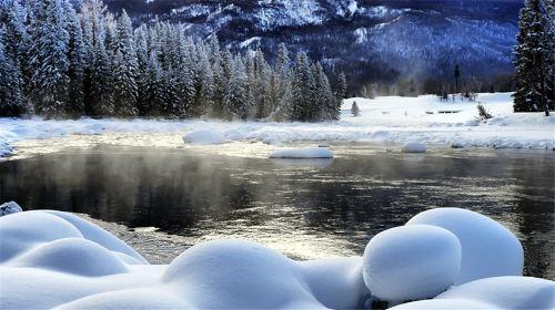 赏雪游·新疆 乌鲁木齐 喀纳斯6日跟团游(2钻)·越野图瓦村 冰雪奇缘