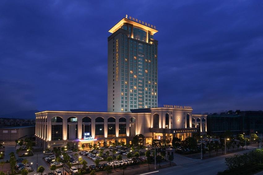 (5星)欧式皇家温泉酒店【维纳斯】