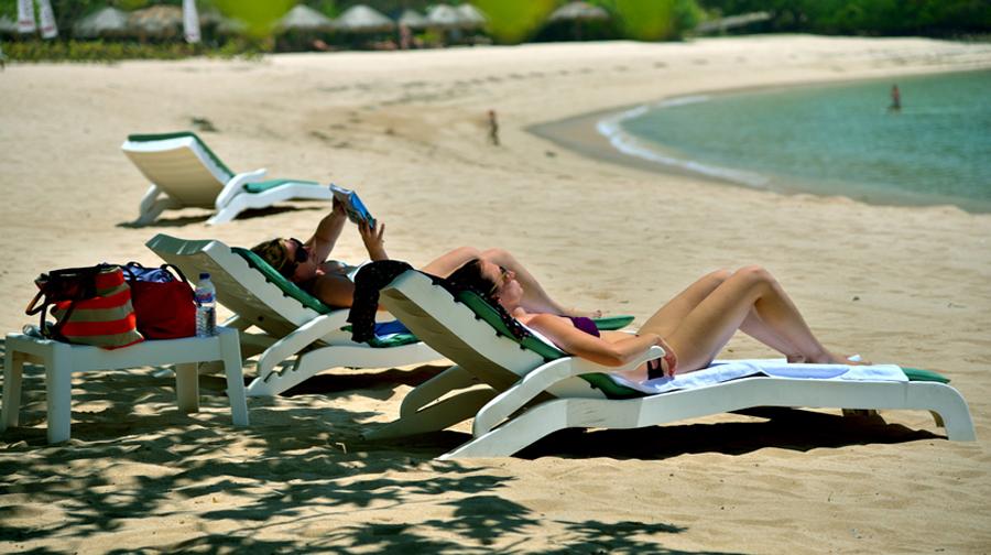 巴厘岛+新加坡7日跟团游(4钻)·皇家私人沙滩