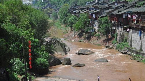 江津中山古镇