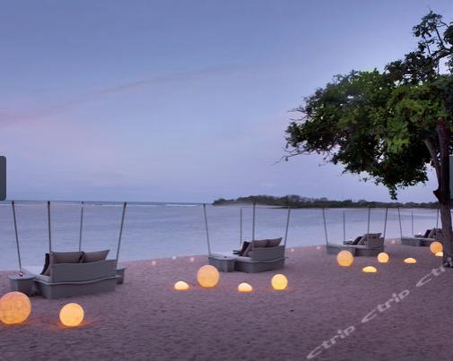 巴厘岛威斯汀酒店2晚+【哔哔巴士】巴厘岛经典景点多