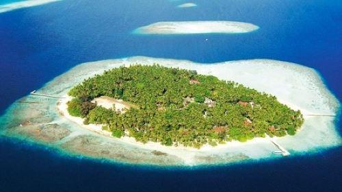 马尔代夫白雅湖岛6日4晚自由行·限时特价 4晚沙滩房