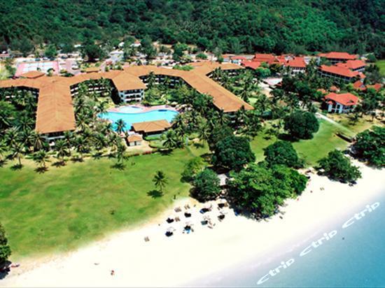 假日海滩别墅度假村2晚+兰卡威地质公园+红树林