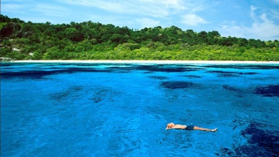 泰国普吉岛+斯米兰群岛7日5晚跟团游·【顶奢】