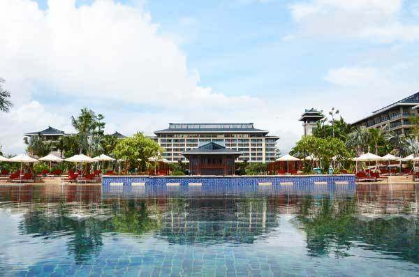 三亚海棠湾9号度假酒店1晚 蜈支洲岛门票,可加购自选专车接送机等服务