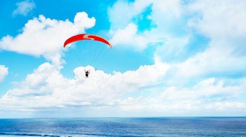 1/20 巴厘岛滑翔伞