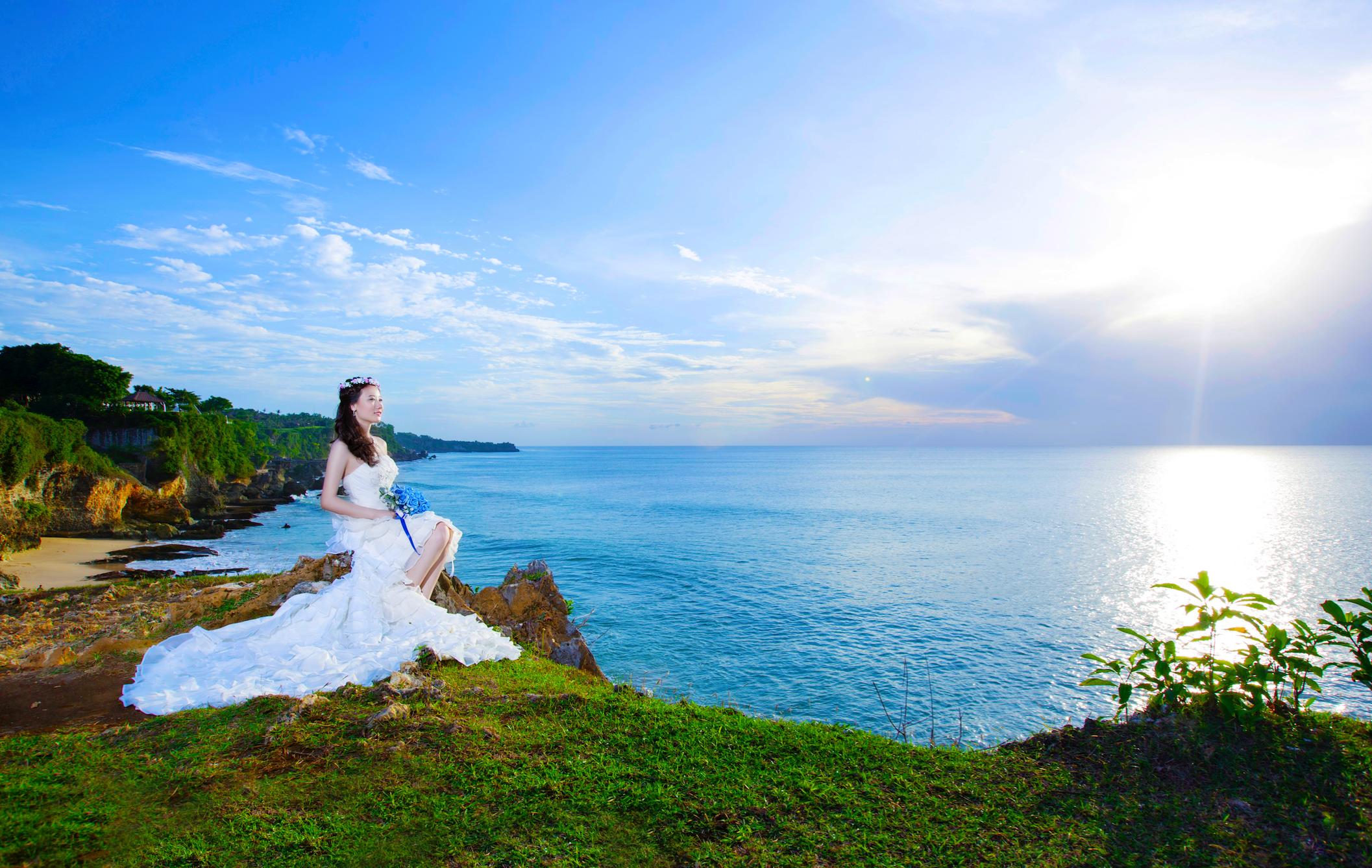 巴厘岛6日4晚私家团(5钻)·南纬8度の海岛婚纱摄影之