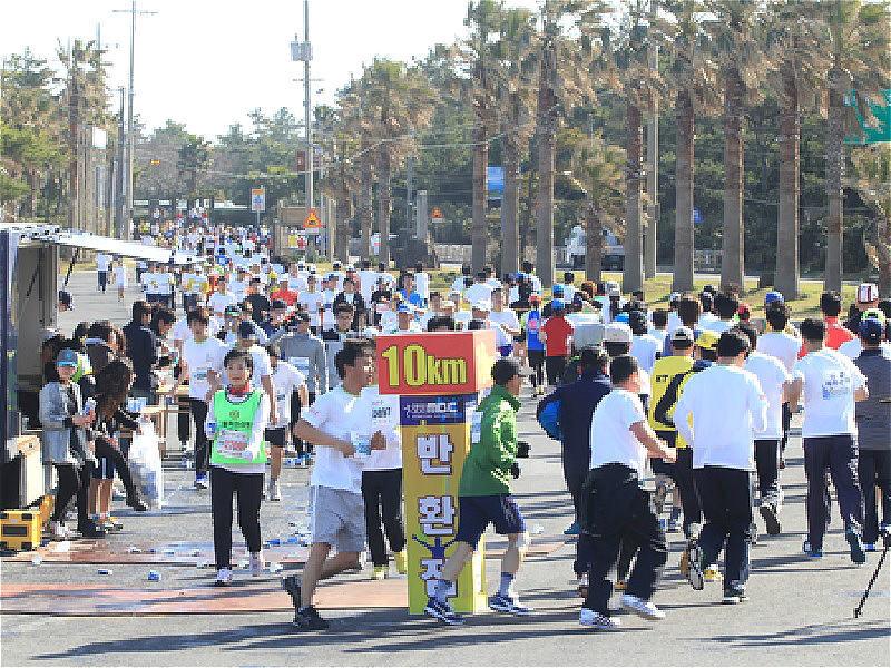 体育赛事·2016韩国济州岛马拉松【3天2晚】四星酒店